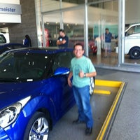 Photo taken at Automotores Gildemeister S.A. by Daniel Andrés A. on 3/22/2013