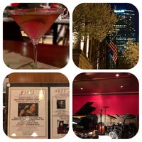 Photo taken at The Jazz Room at The Kitano by Steve on 4/1/2016