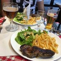 Photo taken at Café Le Saint-Lazare by Martha M. on 7/5/2016