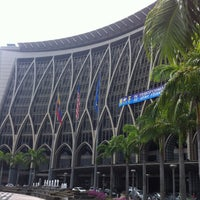 Photo taken at Ministry of Finance (Perbendaharaan Malaysia) by Amer F. on 4/30/2013
