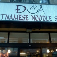 Photo taken at Dua Vietnamese Noodle Soup by Jade on 2/24/2011