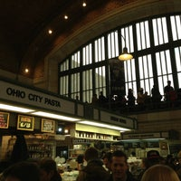 Photo taken at West Side Market by Andrew C. on 2/23/2013