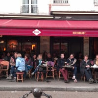 Photo taken at Café Delmas by Edward S. on 5/25/2013