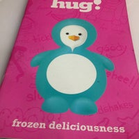 Photo taken at hug! Frozen Deliciousness by RaMan P. on 3/9/2013