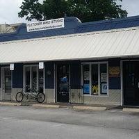 Photo taken at Fletcher Bike Studio by Robert B. on 5/29/2013