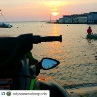 Photo taken at Odyssea Watersports by Robert B. on 6/12/2015