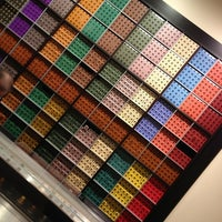 Photo taken at Nespresso Boutique Bar, Madison Ave. by Elena on 12/31/2012