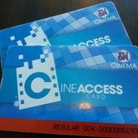 Photo taken at SM Cinema Manila by Riza A. on 12/9/2012