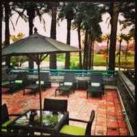 Photo taken at Hyatt Regency Scottsdale Resort and Spa at Gainey Ranch by Lauren R. on 1/3/2013