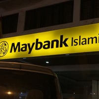 Photo taken at Maybank by Amir F. on 6/20/2016