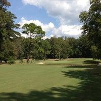 Photo taken at Druid Hills Golf Club by Matt H. on 9/27/2012
