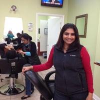 Photo taken at The Threading Salon by Samanthi H. on 12/5/2012