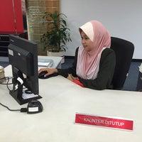 Photo taken at Kumpulan Wang Simpanan Pekerja (KWSP) by Farah Mj on 6/30/2015