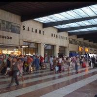 Photo taken at Firenze Santa Maria Novella Railway Station (ZMS) by Giant CHAT on 11/27/2012
