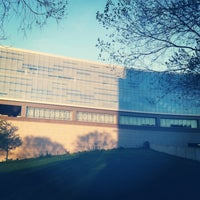 Photo taken at S.I. Newhouse School of Public Communications by Janelle B. on 5/6/2013
