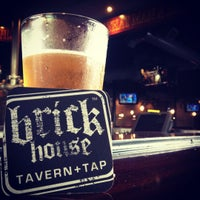 Photo taken at Brick House Tavern + Tap by Ashley T. on 10/22/2012