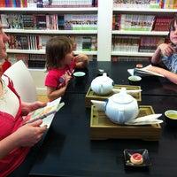 Photo taken at Manga Thé by Martin C. on 7/14/2013