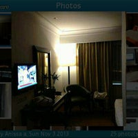 Photo taken at Jakarta Airport Hotel by Iwan N. on 6/27/2014