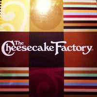 Photo taken at The Cheesecake Factory by Ryan D. on 7/2/2013