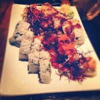Photo taken at Ronin Sushi by Chelsea C. on 9/23/2012