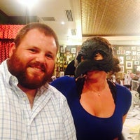 Photo taken at Agatha's: A Taste Of Mystery by Traci S. on 7/16/2014