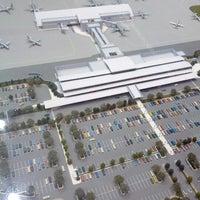 Photo taken at Bishop International Airport (FNT) by DJ C. on 12/11/2012