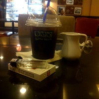 Photo taken at Coffee World by ika a. on 6/18/2013