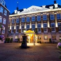 Photo taken at Sofitel Legend The Grand Amsterdam by Ninon B. on 8/5/2013