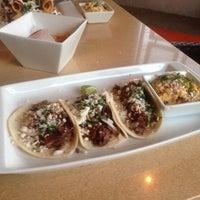 Photo taken at Urban Taco by David R. on 6/1/2013