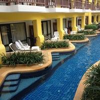 Photo taken at Woraburi Phuket Resort And Spa by Narasupa K. on 4/14/2013