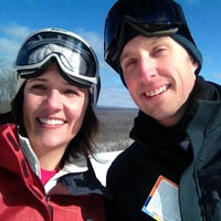 Photo taken at Blackjack Ski Resort by Elysia P. on 3/2/2013