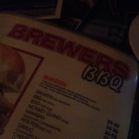 Photo taken at Brewers Pavillion by Janthinus S. on 10/30/2013