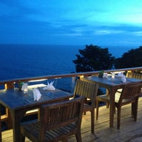 Photo taken at Secret Cliff Resort And Restaurant Phuket by Rice R. on 7/10/2013