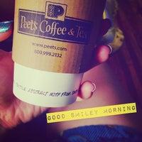 Photo taken at Peet's Coffee & Tea by Ana S. on 1/25/2014