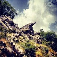 Photo taken at Mount Sanine by Danny K. on 6/9/2013