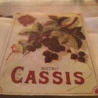 Photo taken at Bistro Cassis Restaurant by Laurie L. on 3/22/2013