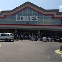 Photo taken at Lowe's Home Improvement by Chuck N. on 8/31/2013
