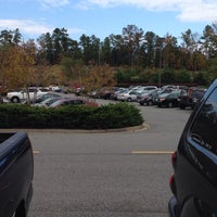 Photo taken at Southpoint Parking Lot by Chuck N. on 10/30/2013
