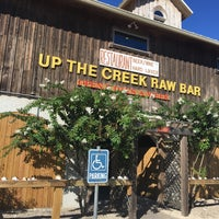 Photo taken at Up The Creek Raw Bar by Chuck N. on 8/19/2016