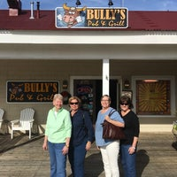 Photo taken at Bully's Pub & Grill by Chuck N. on 12/30/2015