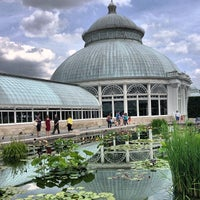Photo taken at New York Botanical Garden by Erik J. on 6/9/2013