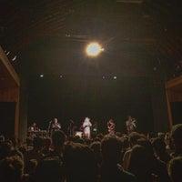 Photo taken at Bearsville Theater by Erik J. on 6/20/2015