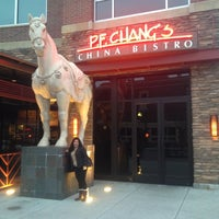 Photo taken at P.F. Chang's by Judith C. on 12/10/2012