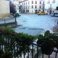 Photo taken at La Portellada by Marc B. on 10/31/2012