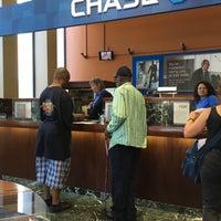 Photo taken at Chase Bank by Benjamin E. on 6/3/2016