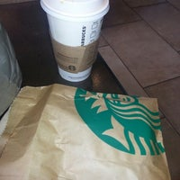 Photo taken at Starbucks by Mari D. on 10/25/2012