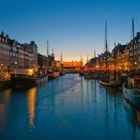 Photo taken at Canal Tours Copenhagen by Tansu I. on 3/20/2013