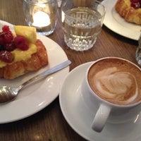 Photo taken at Café Levinsky's by Sally D. on 11/24/2013