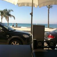 Photo taken at Cafe Cafe by Firuze C. on 9/24/2012