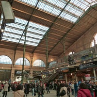 Photo taken at Gare SNCF de Paris Nord by SNCF Gares & Connexions on 7/25/2013